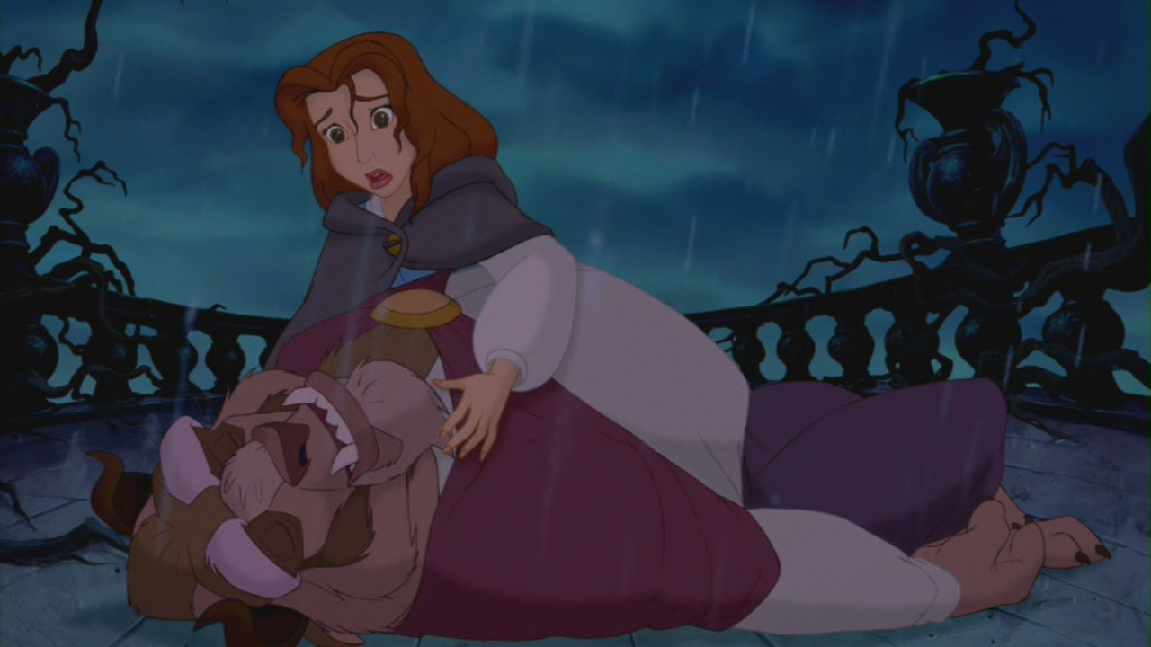 Beauty and the Beast is a 1991 American animated musical romantic fantasy film produced by Walt Disney Feature Animation and released by Walt Disney Pictures. The 30th film in the Walt Disney Animated Classics series, the film is based on the traditional French fairy tale of the same name by Jeanne-Marie Le Prince de Beaumont.