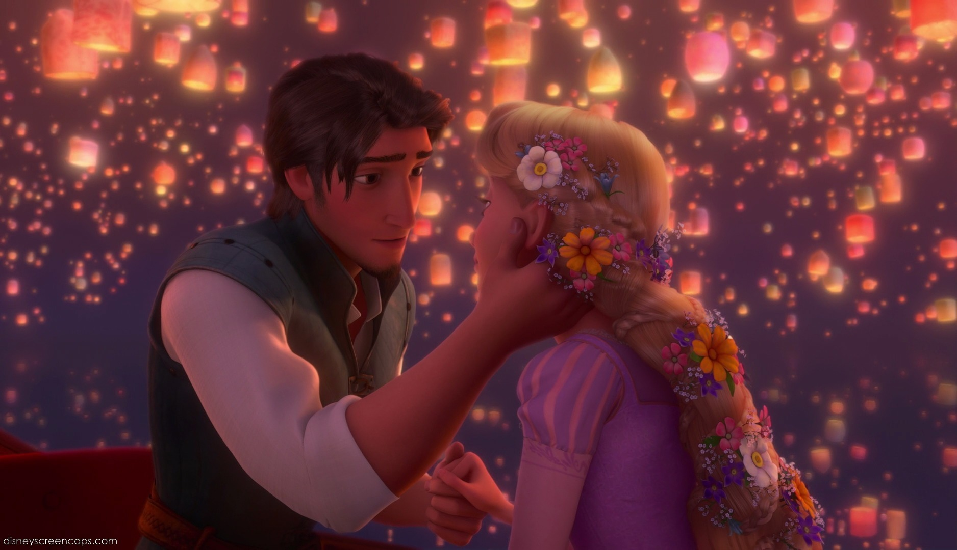 "Tangled is a 2010 American computer animated musical fantasy-comedy film produced by Walt Disney Animation Studios and released by Walt Disney Pictures. Loosely based on the German fairy tale ""Rapunzel"" in the collection of folk tales published by the Brothers Grimm, it is the 50th animated feature in the Walt Disney Animated Classics series."