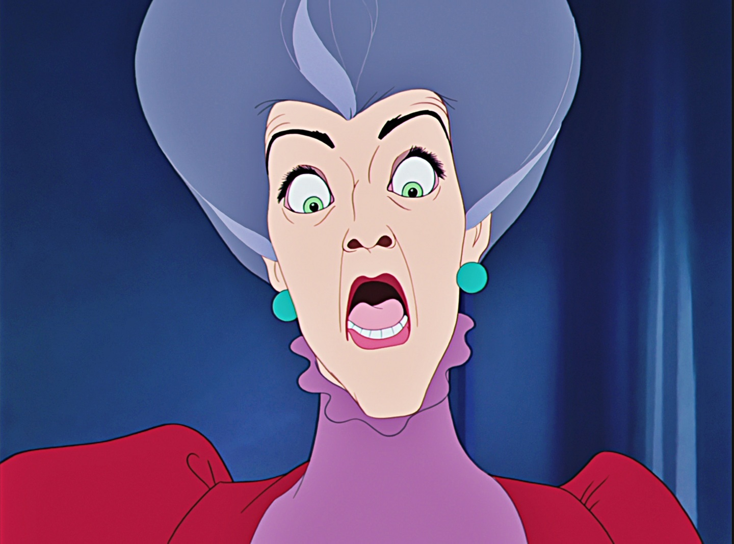 Lady Tremaine is the main antagonist of Disney's Cinderella and its second sequel. She is Cinderella's harsh and selfish wicked stepmother, based on the character of the original fairy tale.